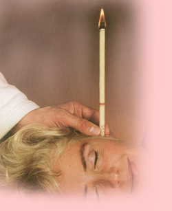 Hope ear candle