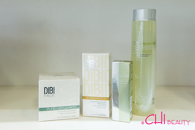 DIBI products at Chi