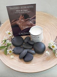 Caudalie treatment