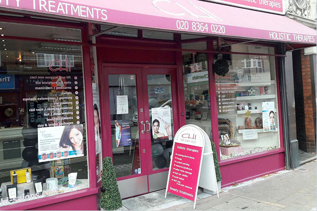 Chi beauty salon