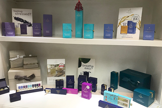 Selection of holistic products