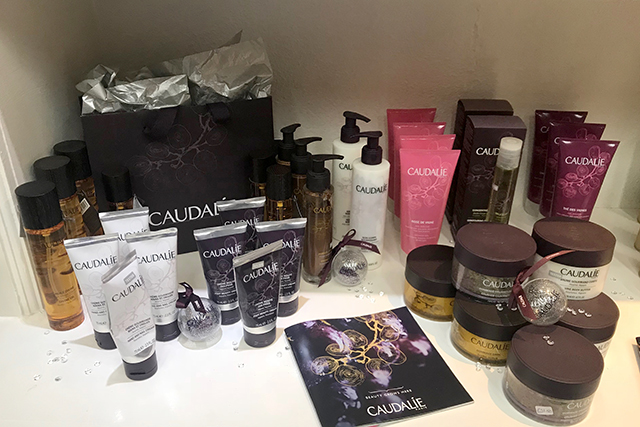 Selection of Caudalie gift ideas